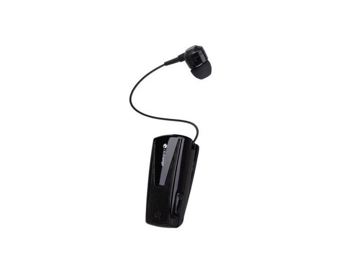 iXchange UA-42 Mini Retractable Wireless Bluetooth Headset - Black