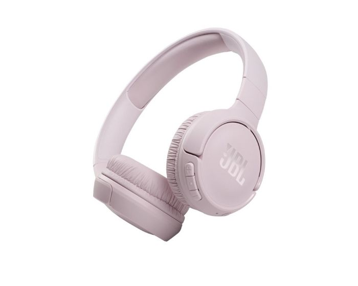 JBL Wireless Headphones Tune 510BT (JBLT510BTROSEU) Ασύρματα Ακουστικά - Rose