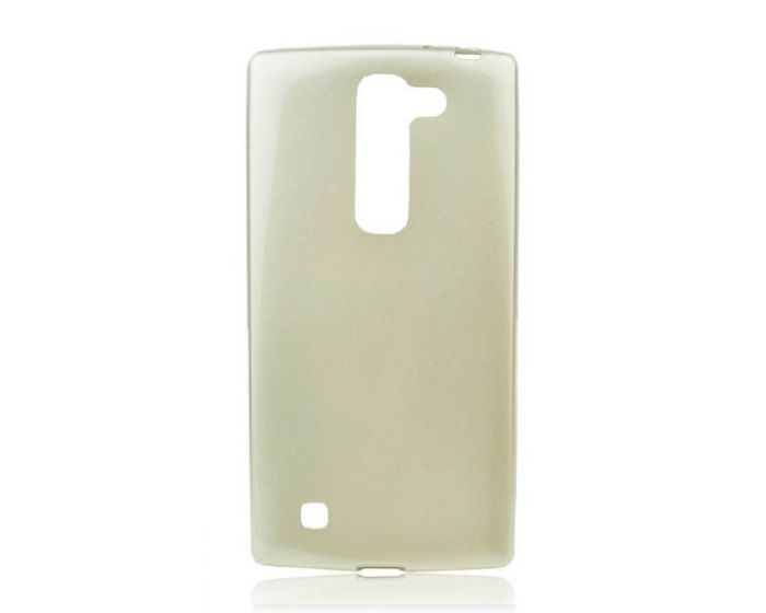 Forcell Jelly Flash Slim Fit Case Θήκη Gel Gold (LG V10)