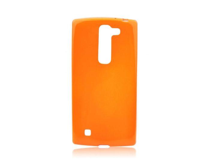 Jelly Flash Slim Fit Case Θήκη Gel Orange (LG Magna / LG G4c)