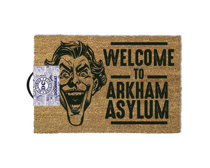 Joker (Arkham) Door Mat - Πατάκι Εισόδου 40x60cm