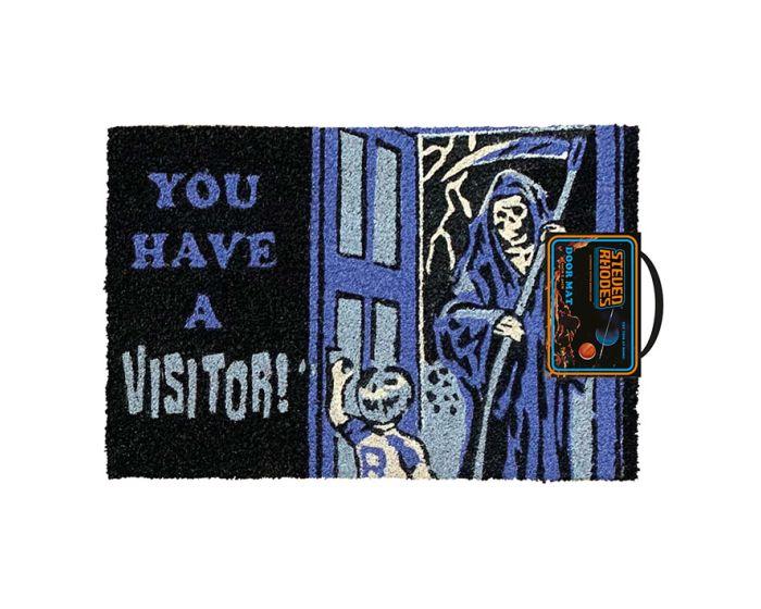 Steven Rhodes (You Have a Visitor) Door Mat - Πατάκι Εισόδου 40x60cm