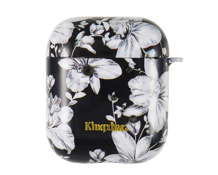 Kingxbar Silicone Protective Case για τα Apple AirPods - Lily