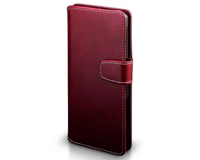 Terrapin Θήκη Πορτοφόλι Stand Case (117-005-472) Κόκκινο (Sony Xperia XA Ultra)