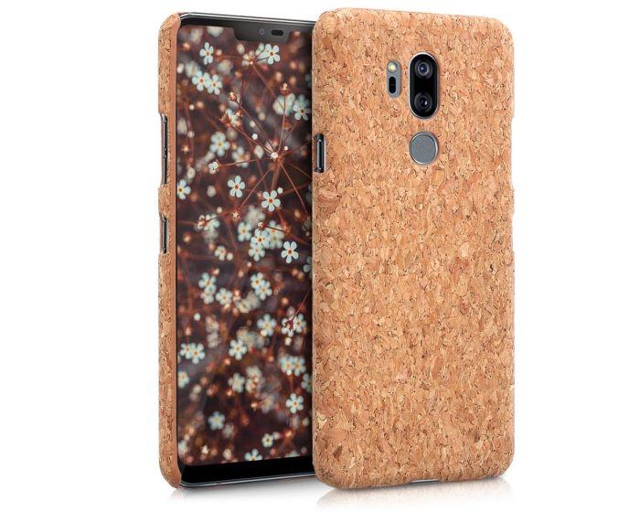 KWmobile Hard Cork Case Θήκη από φελλό (45161.24) Light Brown (LG G7 ThinQ)