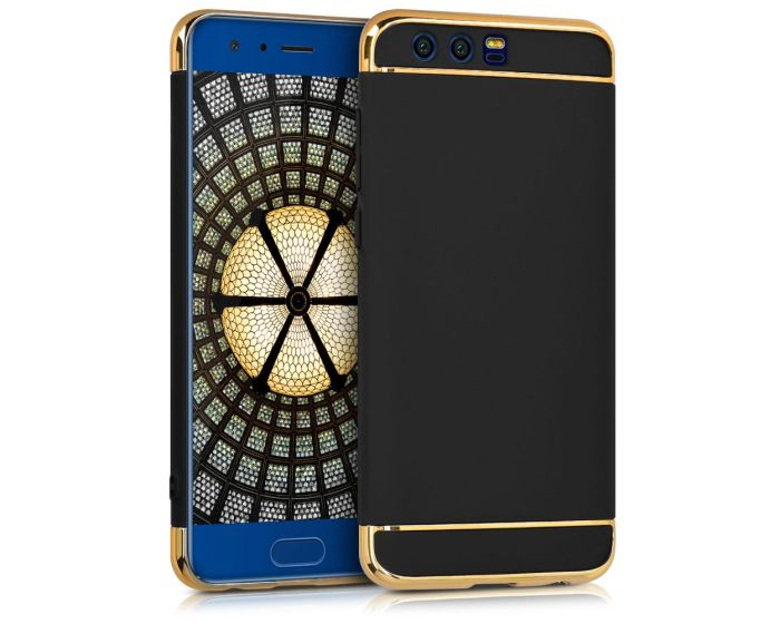 KWmobile Luxury Armor 3 in 1 Case (42531.01) Black Gold (Huawei Honor 9)