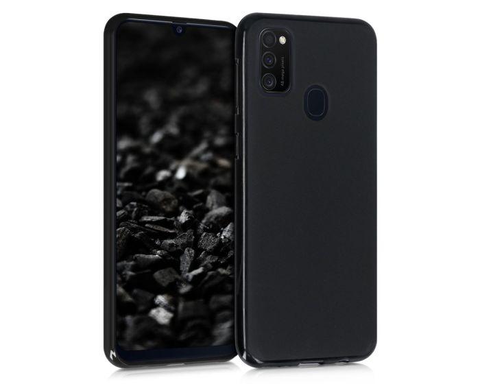 KWmobile TPU Silicone Case (52198.47) Black Matte (Samsung Galaxy M21 / M30s)