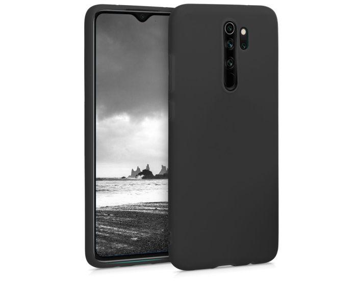KWmobile TPU Silicone Case (50242.47) Black Matte (Xiaomi Redmi Note 8 Pro)