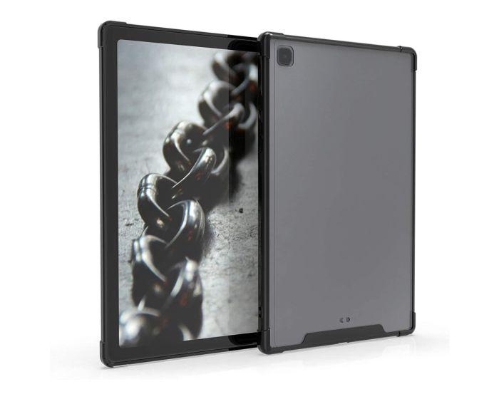 KWmobile TPU Silicone Case (53923.02) Black Frame Transparent (Samsung Galaxy Tab A7 10.4)