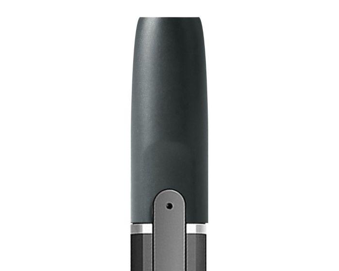 KWmobile Cap Holder Cover (45491.19) Προστατευτικό Καπάκι για το IQOS 2.4 / 2.4 Plus - Dark Grey