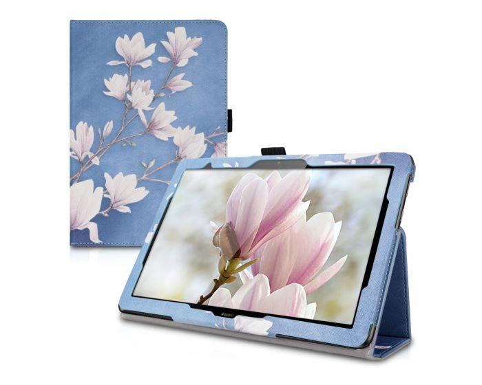 KWmobile Θήκη Folio Stand Case (46111.02) Magnolia (Huawei MediaPad T5 10.1'')