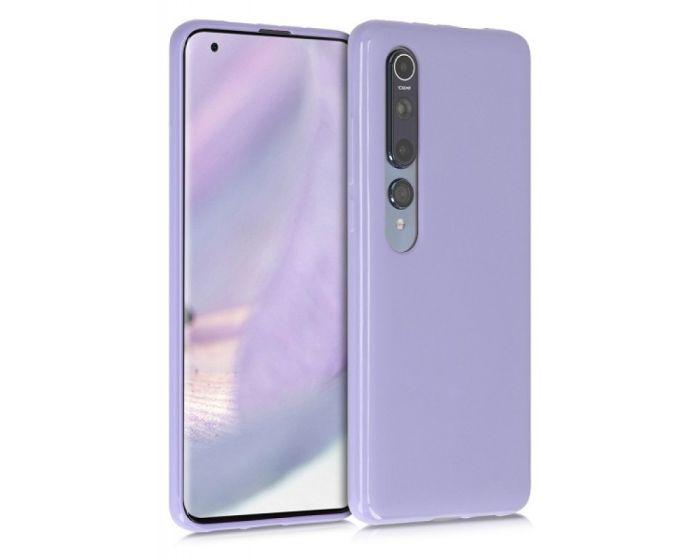 KWmobile TPU Silicone Case (51803.108) Lavender (Xiaomi Mi 10 / Mi 10 Pro)