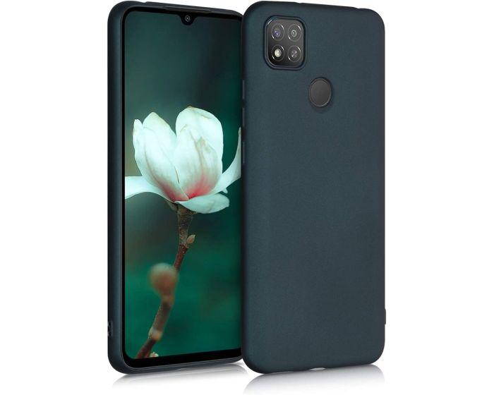 KWmobile TPU Silicone Case (53273.14) Metallic Teal (Xiaomi Redmi 9C)