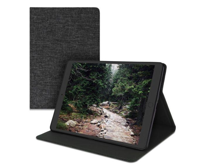 KWmobile Slim Book Style Stand Case (48342.01) Dark Grey (iPad Air 3 2019)