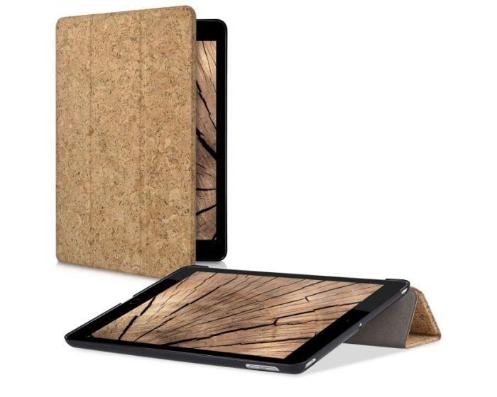 KWmobile Ultra Slim Cork Smart Cover Case (42193.24) Light Brown (iPad 9.7'' 2017 / 2018)
