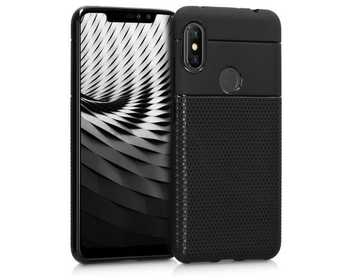 KWmobile Soft Flexible Shock Absorbent Case (46597.01) Black (Xiaomi Redmi Note 6 Pro)
