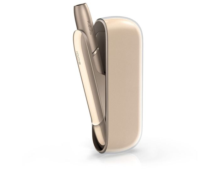 KWmobile TPU Protective Cover Case (47195.03) Θήκη Σιλικόνης για Αποθήκευση και Μεταφορά του IQOS 3 Pocket Charger - Clear