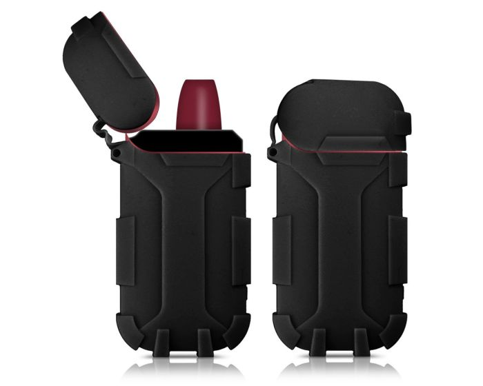 KWmobile TPU Protective Cover Case (42593.01) Θήκη Σιλικόνης για Αποθήκευση και Μεταφορά του IQOS Starter Kit - Black