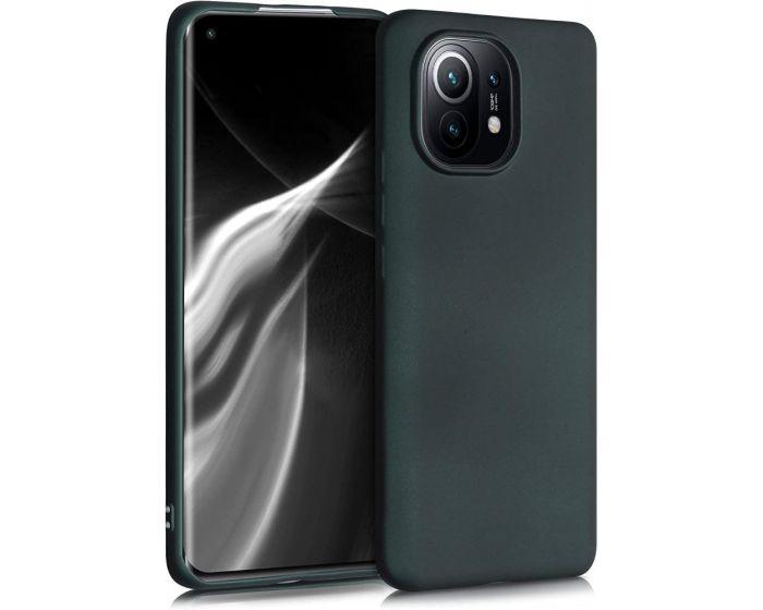 KWmobile TPU Silicone Case (54189.14) Metallic Teal (Xiaomi Mi 11)