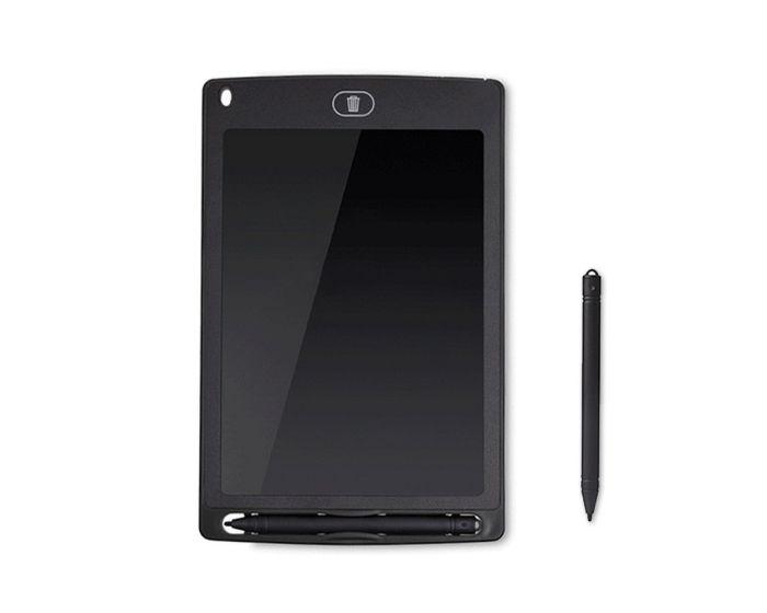 LCD Writing Tablet 085L E-notepad - Ηλεκτρονικό Σημειωματάριο 8.5'' - Black