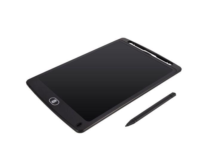 LCD Writing Tablet 100J E-notepad - Ηλεκτρονικό Σημειωματάριο 10'' - Black