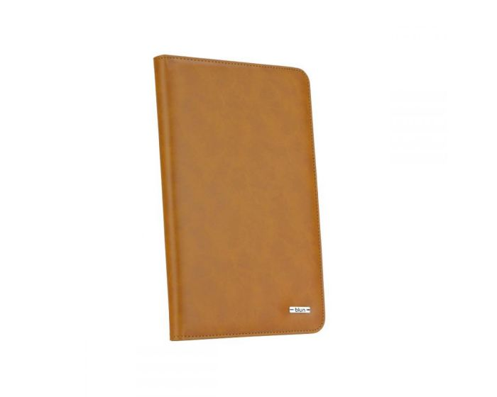 Leather Pattern Case Stand - Cosmo Brown (Samsung Galaxy Tab S2 9.7 - T810 / T815)
