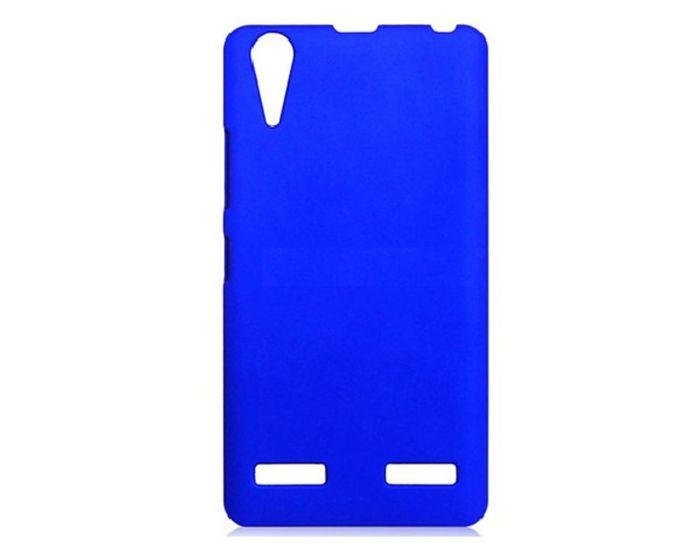 Rubber Plastic Θήκη Πλαστική Μπλε (Lenovo K3 / A6000)