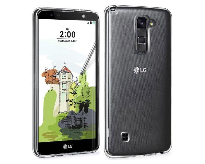 Slim 1mm Silicone Case Θήκη Σιλικόνης Διάφανο (LG Stylus 2)