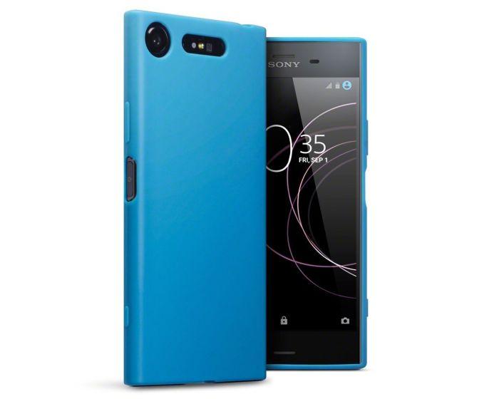 Terrapin Θήκη Σιλικόνης Slim Fit Silicone Case (118-005-399) Light Blue Matte (Sony Xperia XZ1)