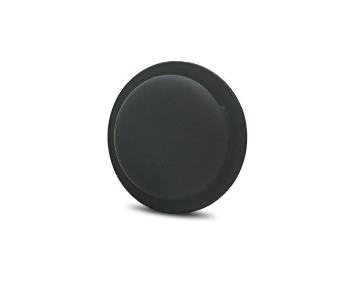 Loco Dot Silicone Sticker Apple AirTag Θήκη - Black