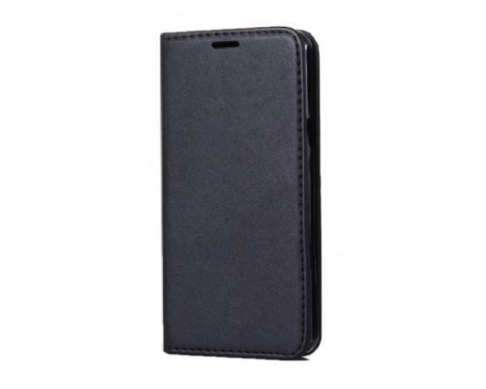 Forcell Magnet Wallet Case Θήκη Πορτοφόλι με δυνατότητα Stand Black (Huawei P20 Pro)