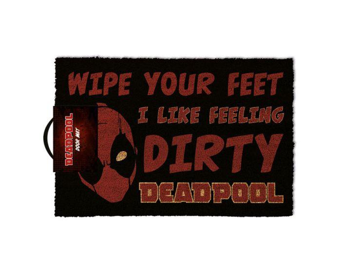 Marvel Deadpool (Dirty) Door Mat - Πατάκι Εισόδου 40x60cm