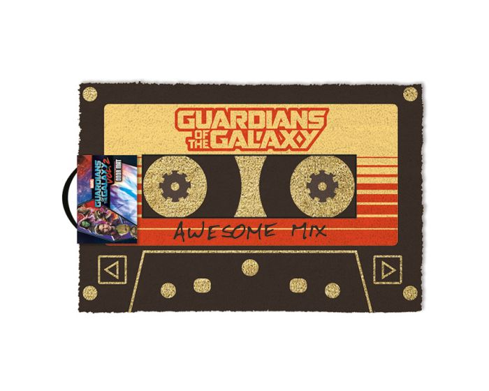 Marvel Guardians Of The Galaxy (Awesome Mix) Door Mat - Πατάκι Εισόδου 40x60cm