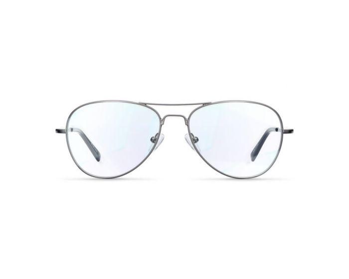 Meller Ashia Glasses Γυαλιά με φίλτρο Anti-Blue Light - Gunmetal