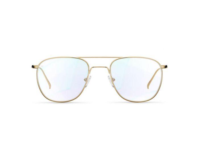 Meller Bamako Glasses Γυαλιά με φίλτρο Anti-Blue Light - Gold