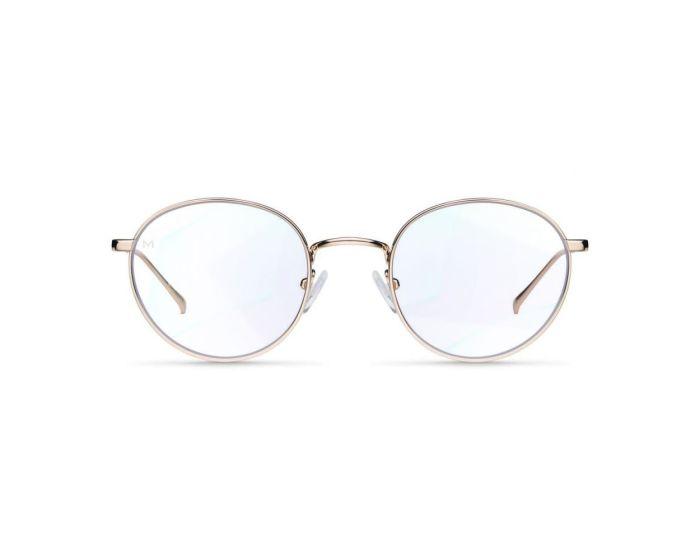 Meller Yster Glasses Γυαλιά με φίλτρο Anti-Blue Light - Rose Gold
