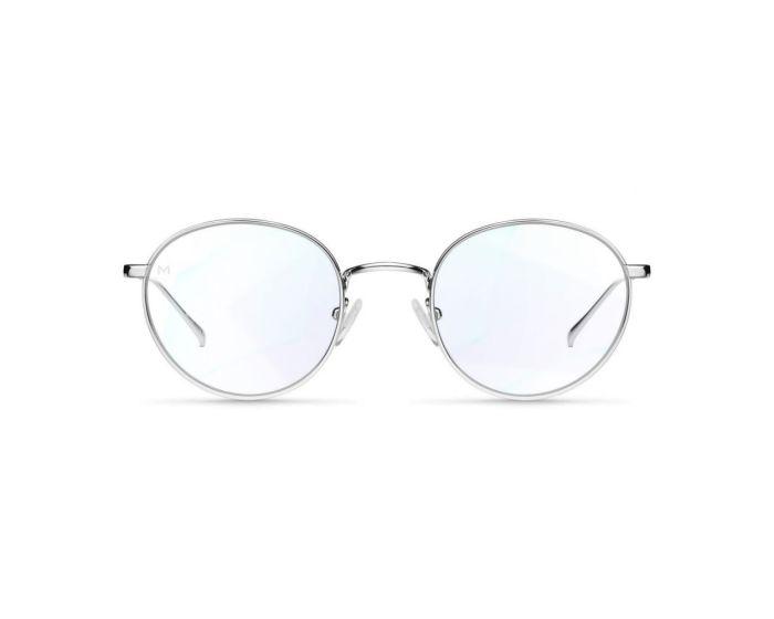 Meller Yster Glasses Γυαλιά με φίλτρο Anti-Blue Light - Silver