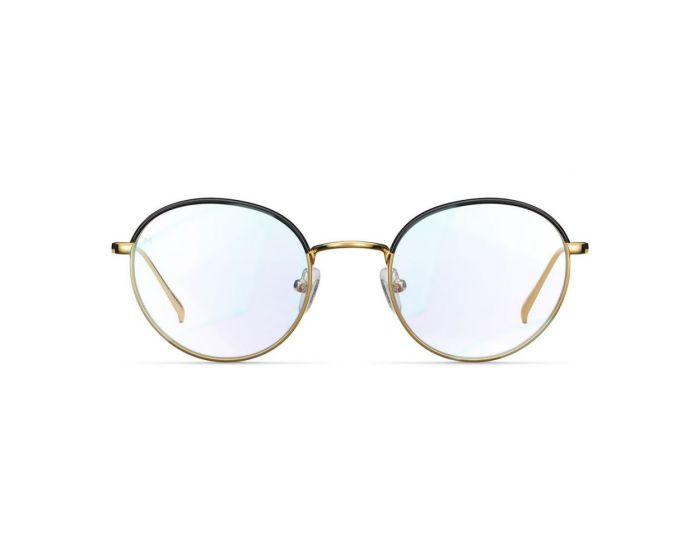 Meller Yuda Glasses Γυαλιά με φίλτρο Anti-Blue Light - Gold / Black