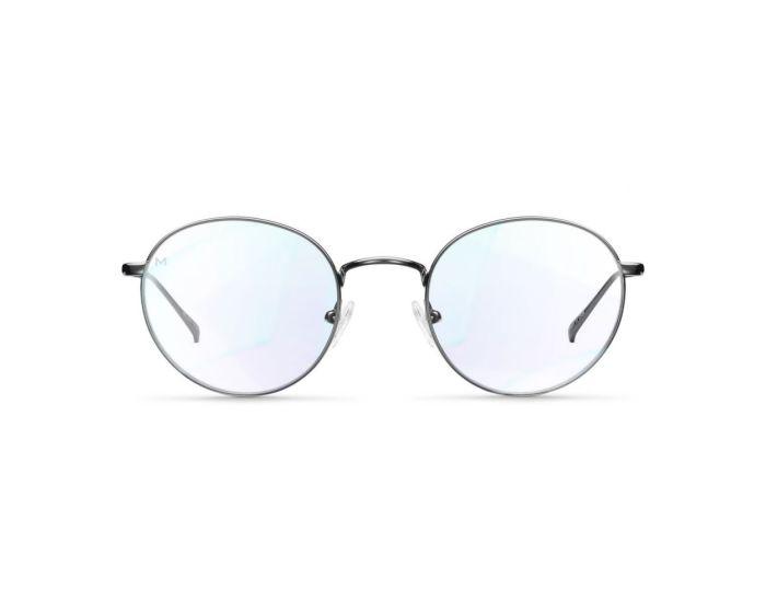 Meller Yuda Glasses Γυαλιά με φίλτρο Anti-Blue Light - Gunmetal