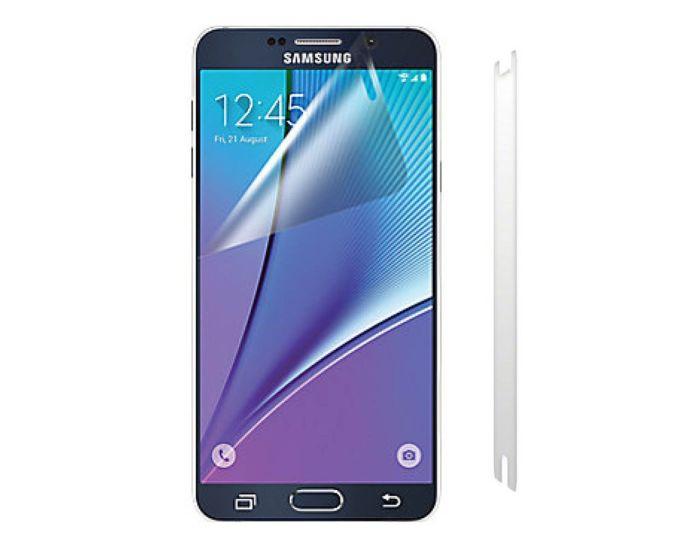 Tel1 Clear Μεμβράνη Προστασίας Οθόνης - 2 Τεμάχια (Samsung Galaxy Note 5)