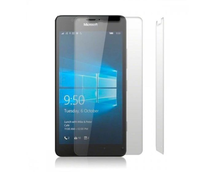 Tel1 Clear Μεμβράνη Προστασίας Οθόνης - 2 Τεμάχια (Microsoft Lumia 950)