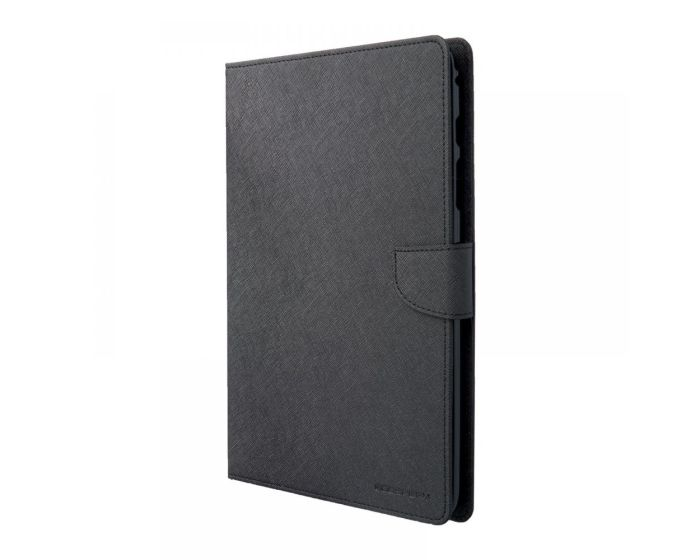 Mercury Fancy Diary Case Θήκη Πορτοφόλι με δυνατότητα Stand Black (Samsung Galaxy Tab S2 8.0)