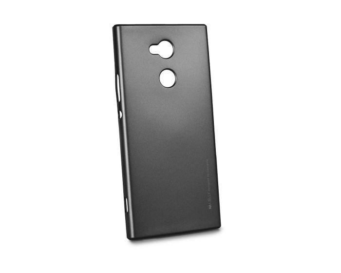 Mercury i-Jelly Slim Fit Case Θήκη Σιλικόνης Black (Sony Xperia XA2)