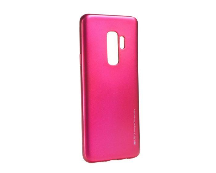 Mercury i-Jelly Slim Fit Case Θήκη Σιλικόνης Hot Pink (Sony Xperia XA2)