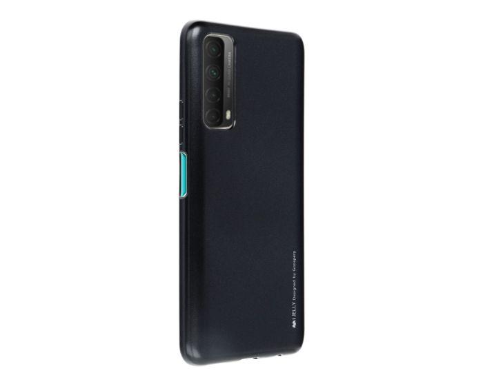 Mercury i-Jelly Slim Fit Case Θήκη Σιλικόνης Black (Huawei P Smart 2021)