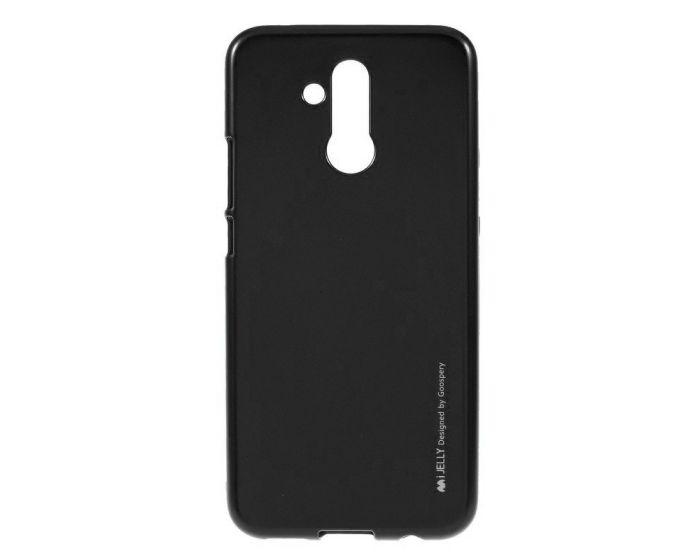 Mercury i-Jelly Slim Fit Case Θήκη Σιλικόνης Black (Huawei Mate 20 Lite)