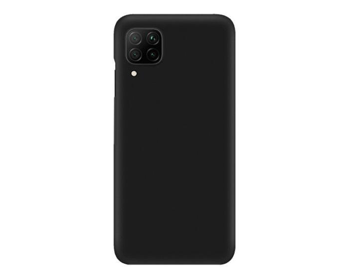 Reverse Reck TPU Silicone Case Black (Huawei P40 Lite)