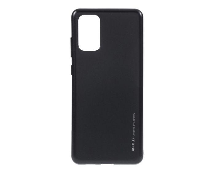 Mercury i-Jelly Slim Fit Case Θήκη Σιλικόνης Black (Samsung Galaxy S20 Plus)