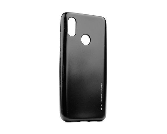 Mercury i-Jelly Slim Fit Case Θήκη Σιλικόνης Black (Xiaomi Mi8)