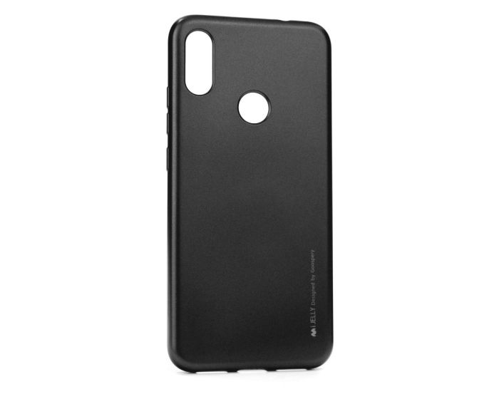 Mercury i-Jelly Slim Fit Case Θήκη Σιλικόνης Black (Xiaomi Redmi 7)